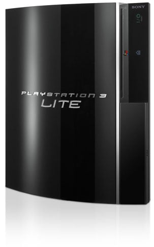 Sony PS3 Lite