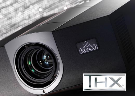 Runco Vx: the First Ever Thx Certified Projectors
