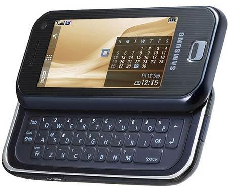Samsung Ultra Smart F700 Open