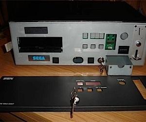 Rare Sega Saturn Sgx Arcade Box on Ebay