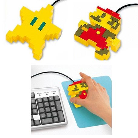 Banpresto Super Mario Dot Design Mouse 2