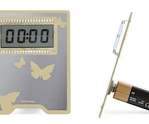 A Clock for the True Minimalist