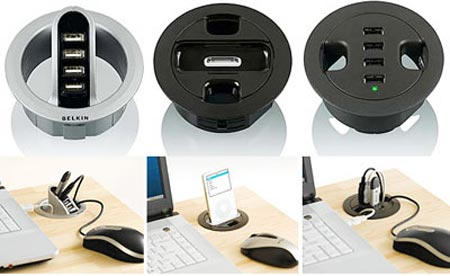 Belkin In-Desk Accessories