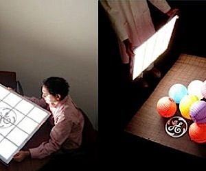 Ge Working on OLED Lighting