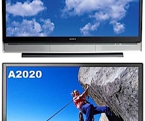 Sony Kds-60a2020: 60-Inch Sxrd Goes Solid Black