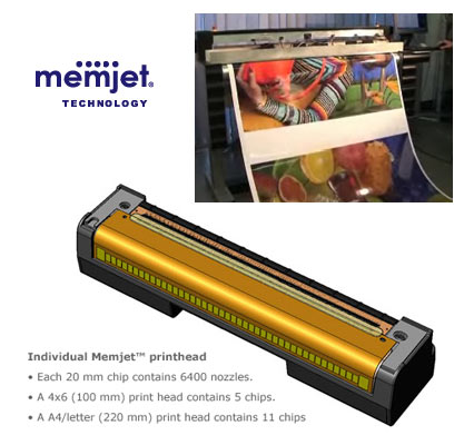 Memjet Confirmed: Get Ready for Superfast Printing