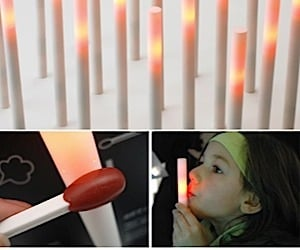 LED Candles React to Wind Just Like the Real Deal