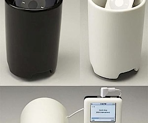 Musicmug: iPod in a Cup