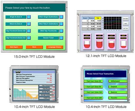 Nec Working on Laptop Lcds That Work in Bright Sun