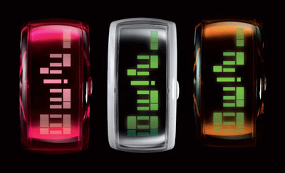O.D.M. Pixel Watches