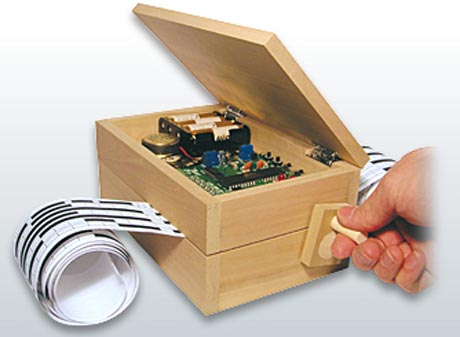 otokibako electronic music box