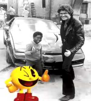 Pac-Man with Celebs