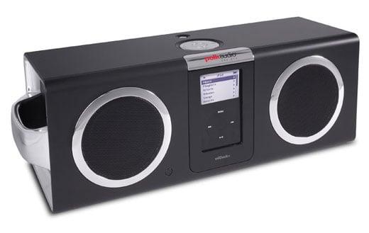 Polk Audio Midock10: iPod Stereo Du Jour