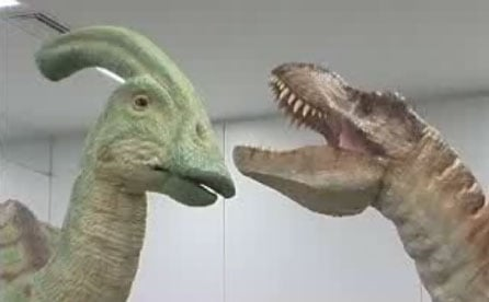 AIST Robotic Dinosaurs