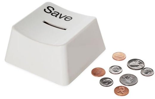 Save Key Piggy Bank