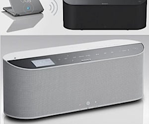 Sony Vaio Wa: Wireless Streaming Stereo