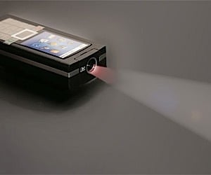 Ti Working on World's Smallest Dlp Projectors
