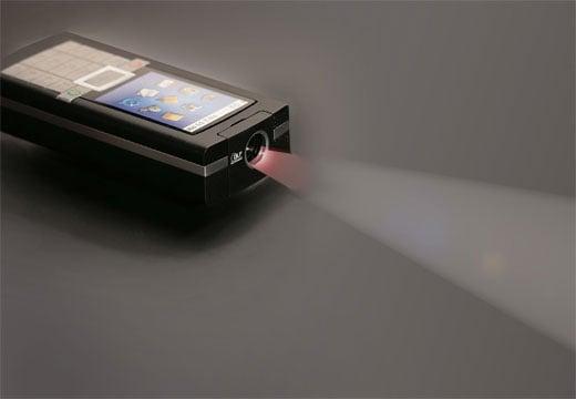 TI Pico DLP Projector