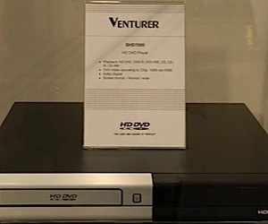 Venturer Shd7000: HD DVD on the Cheap