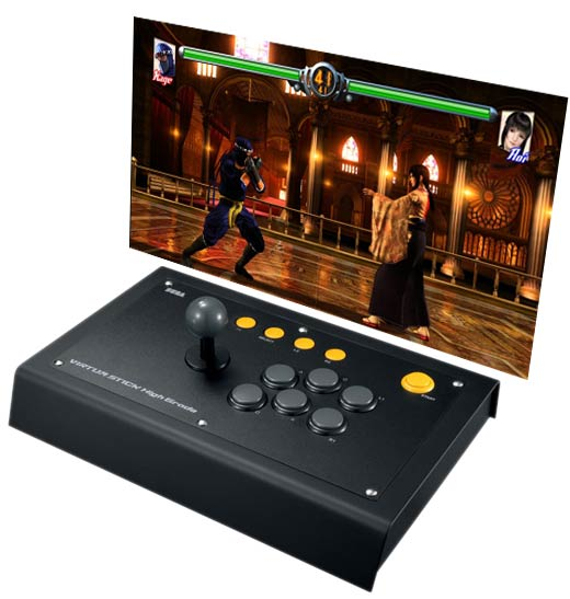 Virtua Fighter Arcade Stick PS3