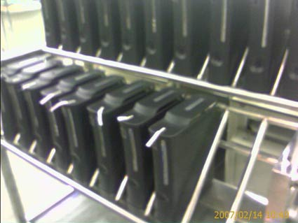 Xbox 360 Elite Production Line. Most rumors point to the 360 Elite including