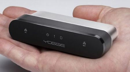 Yoggie: the Mini Network Security Appliance