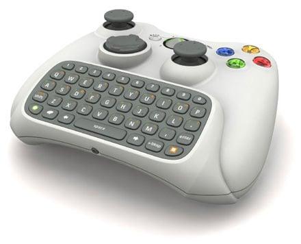 Xbox 360 Keyboard Controller