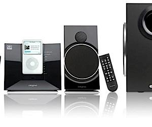 Creative X-Fi I600: One Serious iPod Dock