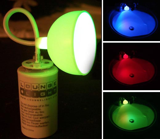 Lounge Light Projector