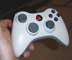 Ben Heck's PS360 Sixaxis Controller