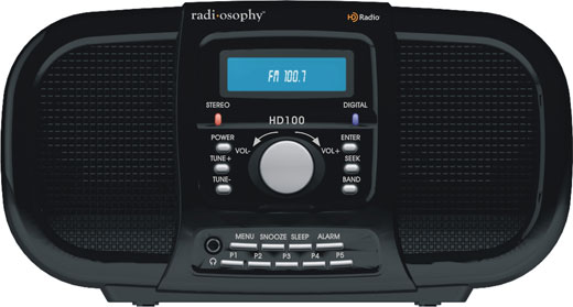 Radiosophy HD Radio