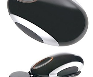 Saitek Obsidian Mouse has Touch Scroll Wheel