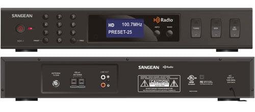 Sangean HDT-1 HD Radio Tuner