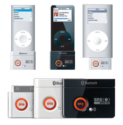 Slaudiolab SRS-200BD Bluetooth iPod Adapter
