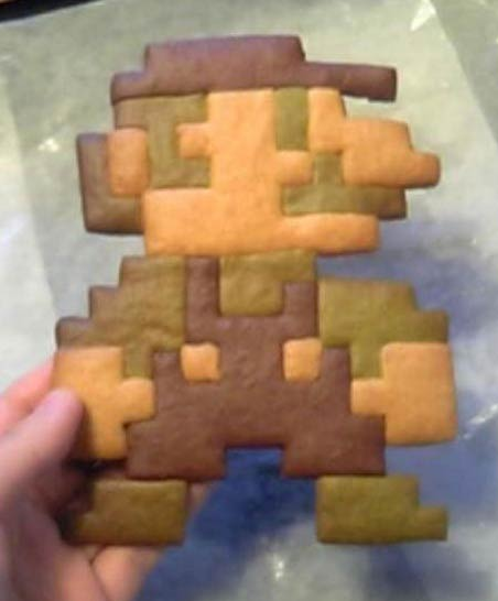 Super Edible Mario
