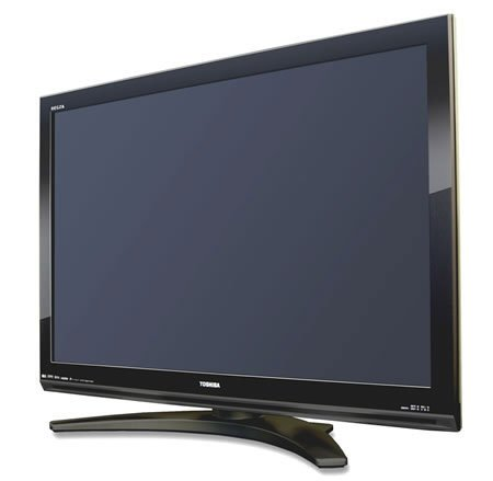 Toshiba Regza X and Z Series Lcds Offer Full 1080p Glory