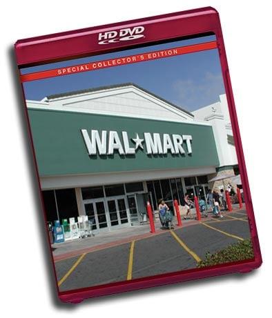 Wal-Mart HD DVD