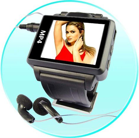 Mp4 Video Watch Goes Widescreen