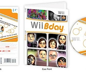 Fake Wii Channel: Wii Bday