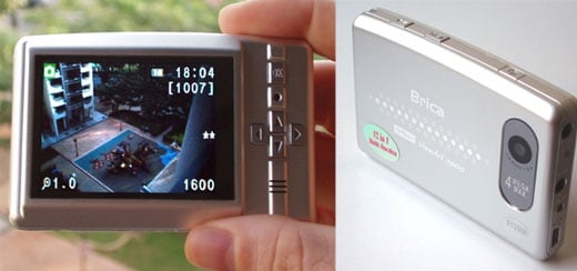 Brica ViewArt 1000 Multimedia Player