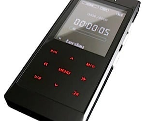 Digital Cowboy Ca-K7: Portable Karaoke Mp3 Player