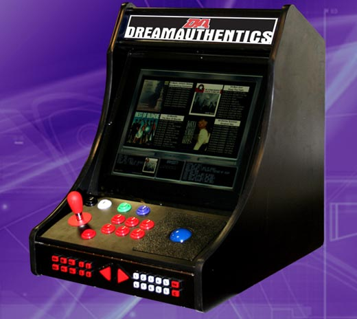 Dreamauthentics Katana: Arcade Gaming Built to Your Specs