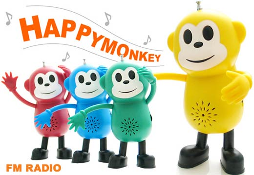 The Happy Monkey Fm Radio