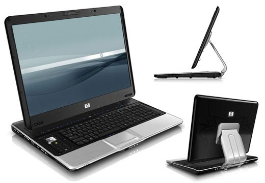 Hp Pavilion Hdx: the World's Largest Laptop?
