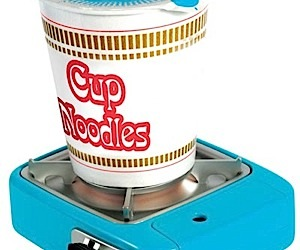 Instant Noodle Perfecting Timer
