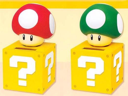 Solar Super Mario Toad
