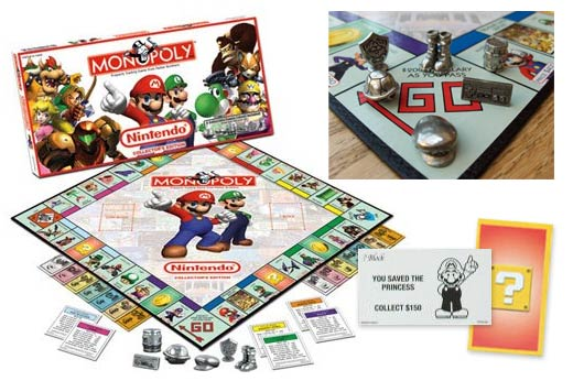 Monopoly Nintendo Collectors Edition