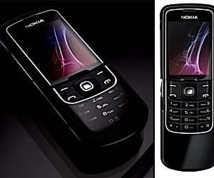 Nokia 8600 Luna: Style Over Substance