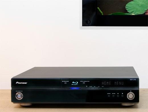 Pioneer BDP-94HD Blu-ray player