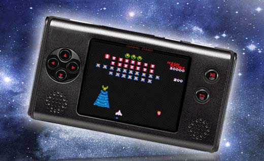 Plezo PMG-250 MP3 Game Player